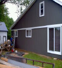 Siding renovations