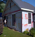 Siding Renovation